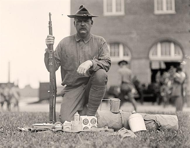 US Soldier 1910