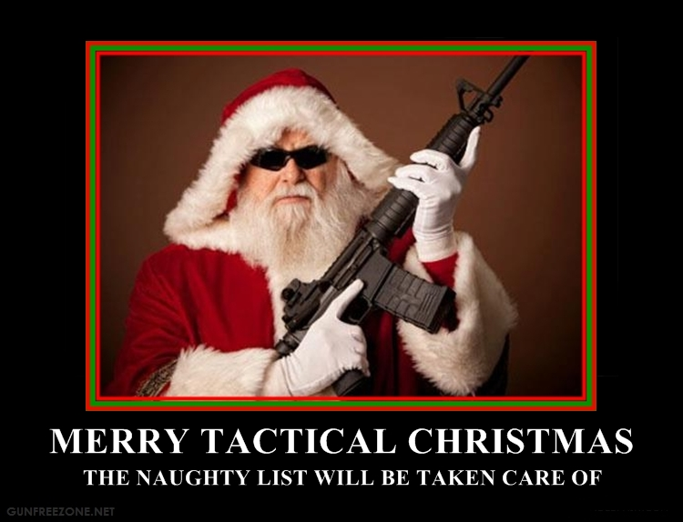 MERRY TACTICAL CHRISTMAS