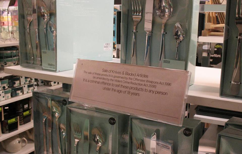 england sale ofr knives