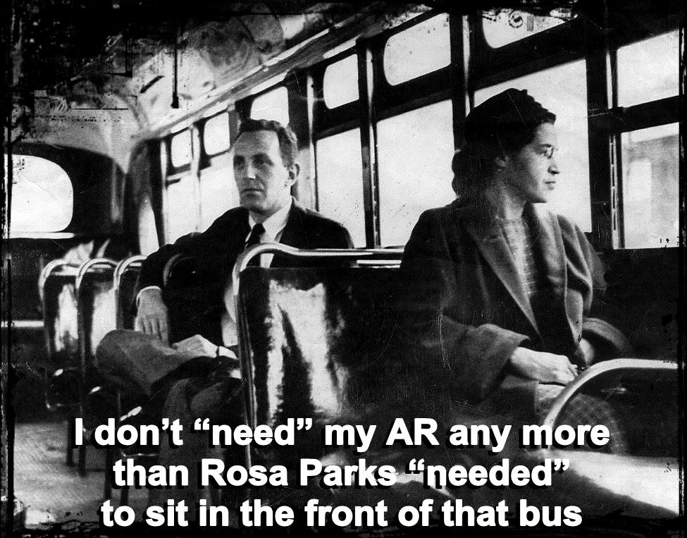 AR Rosa Parks