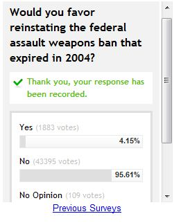 nelson poll today