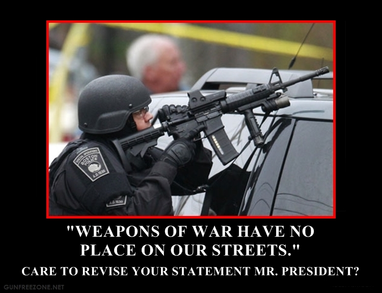 WEAPONS OF WAR HAVE NO