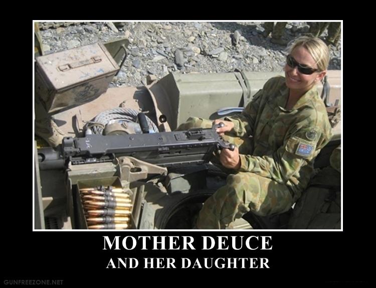 ma deuce and daughter MOTIVATOR