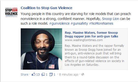 CSGV Snoop1