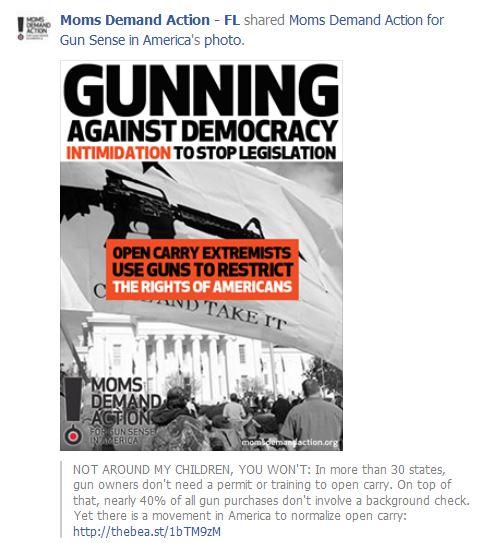 MDA Gunning Democracy