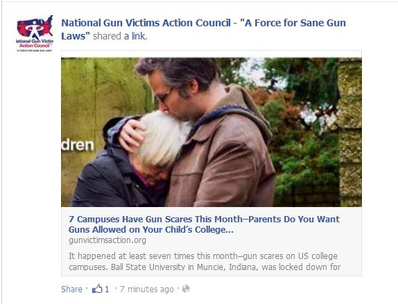 NGVAC campus shootings