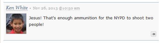 zimmerman arrest ammo guns3