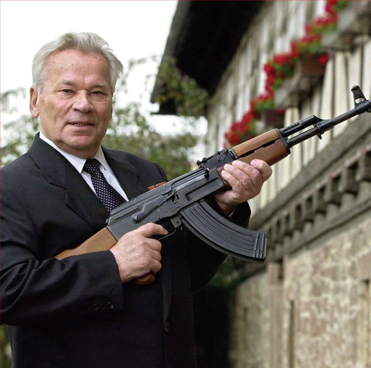 Mikhail Kalashnikov I, Russia