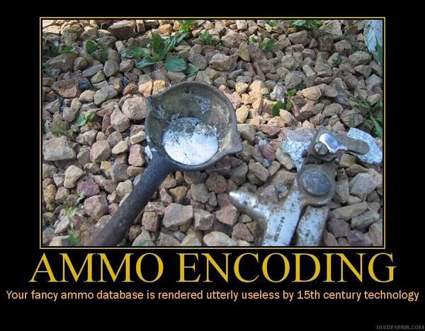 ammo encoding