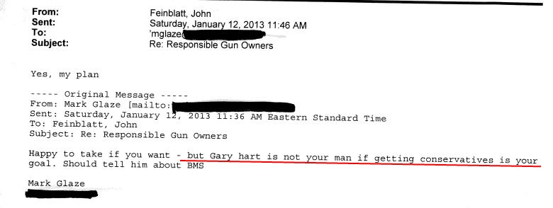 MAIG Gary Hart 2
