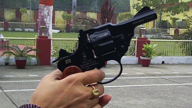 Nirbheek gun