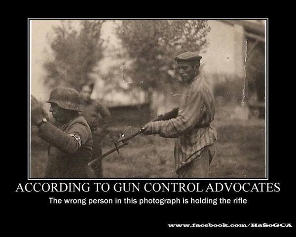 according to gun control advocates