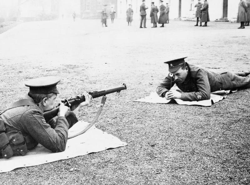 British Army Infantry Training