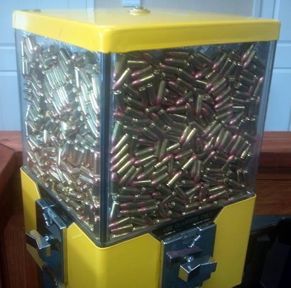candy ammo machine