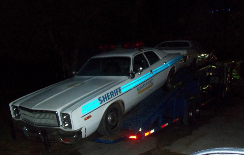 patrol car 1