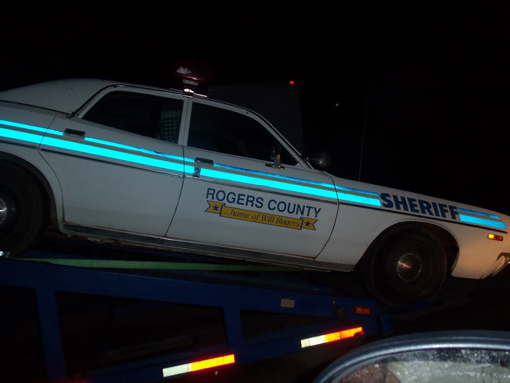 patrol car 3