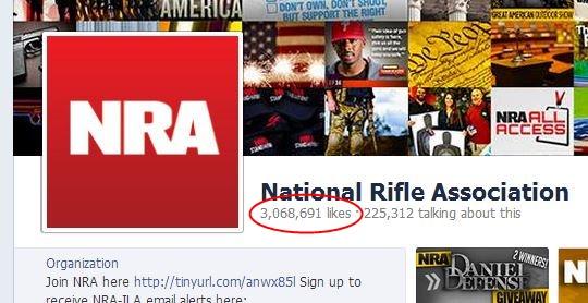 Facebook NRA Moms Maig 1