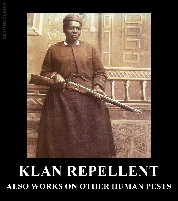KLAN REPELLENT
