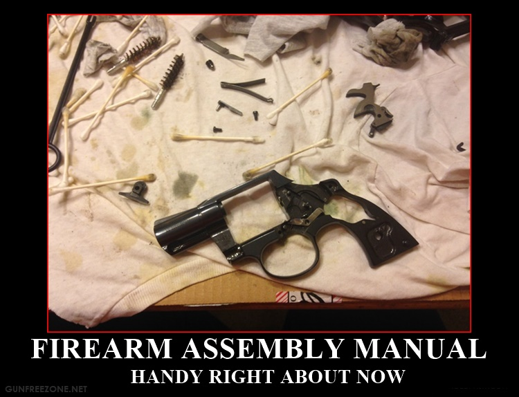 FIREARM ASSEMBLY MANUAL