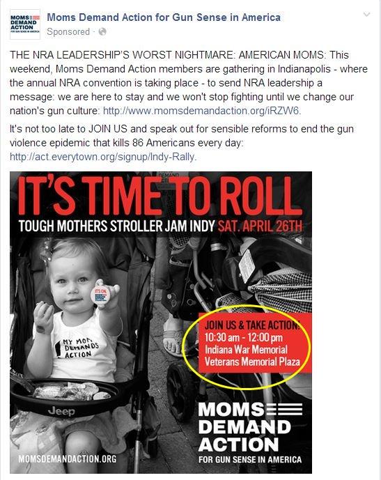 Moms Demand NRA AM