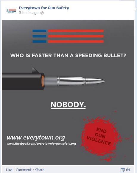 everytown bullet fail