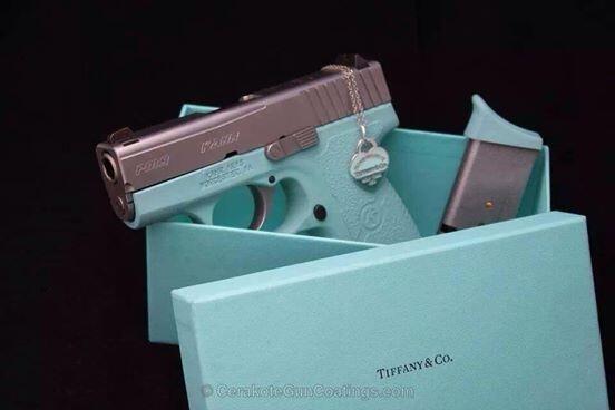 kahr Tiffany