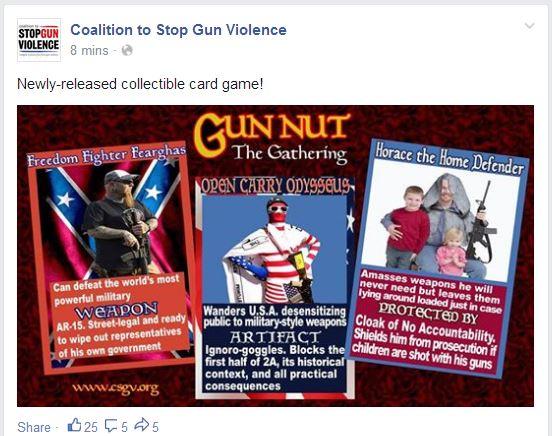 CSGV card game a