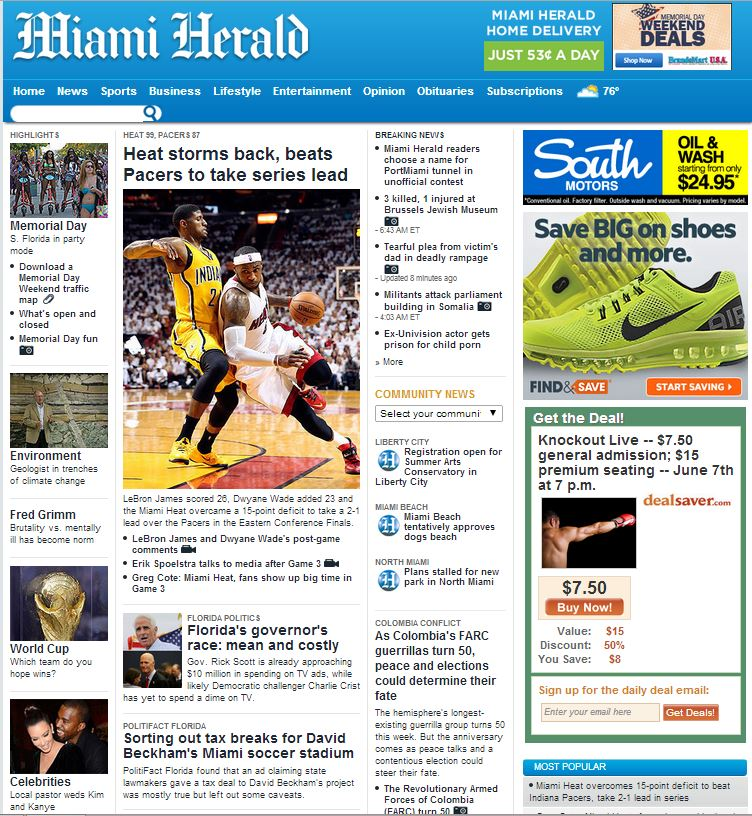 Miami Herald Rodgers Shooting