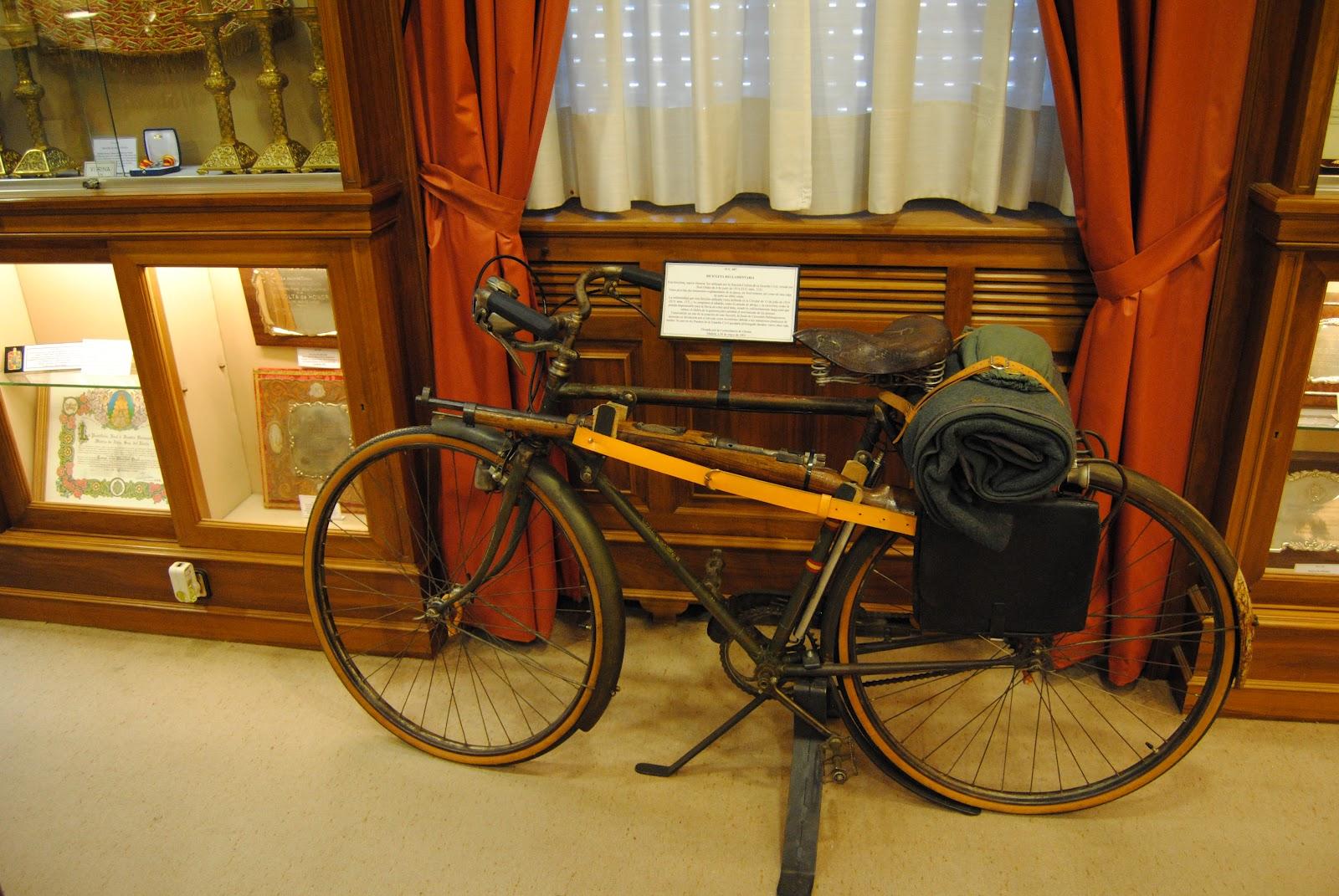 Guardia Civil bicycle corps