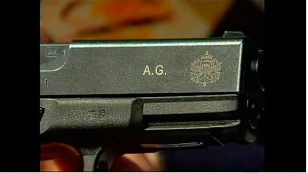Glock Swiss Guard Vatican
