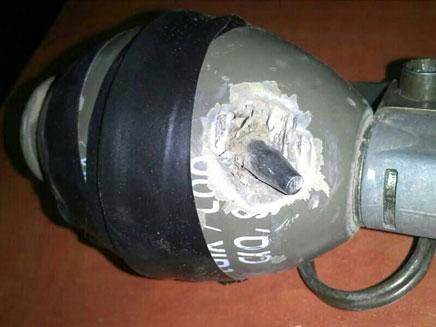 IDF Grenade AK round