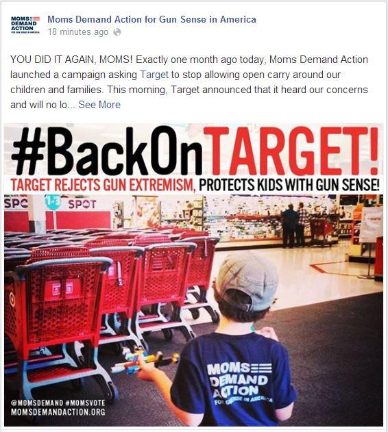 Moms Target OC