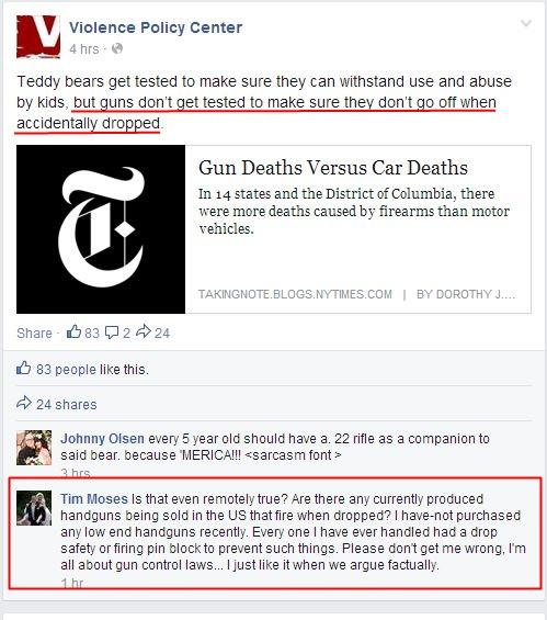 VPC Dropped Guns