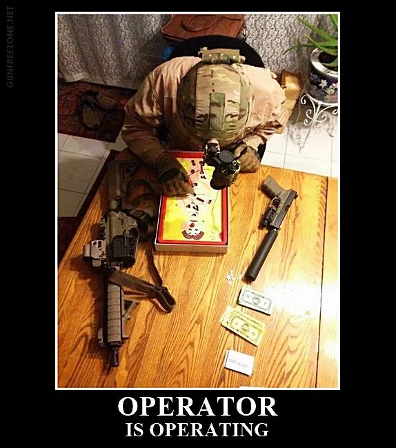operator game