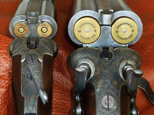 470 and 4 bore