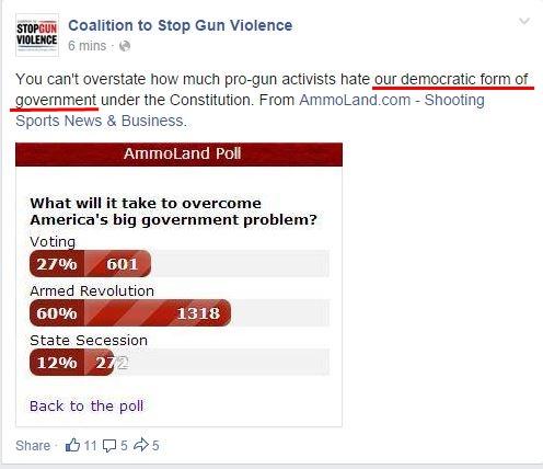 CSGV ammoland poll