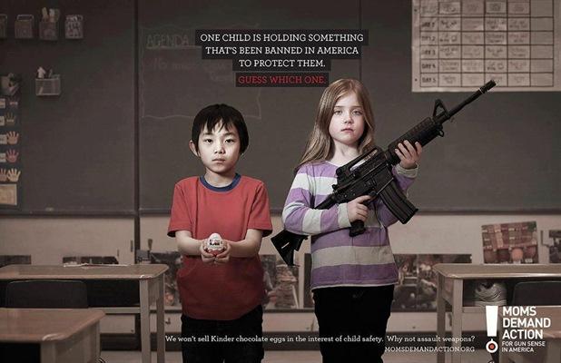 MOms Demand Kid Rifle 1