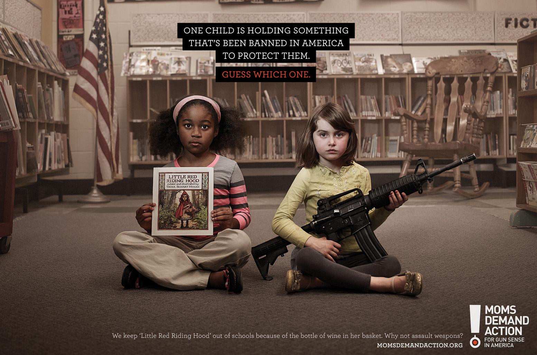 MOms Demand Kid Rifle 2
