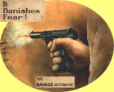 savage automatic