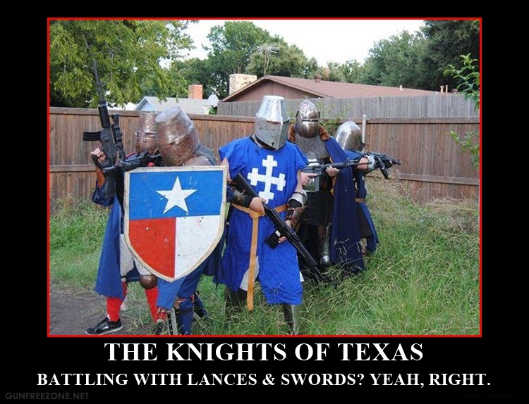 the knights of texas