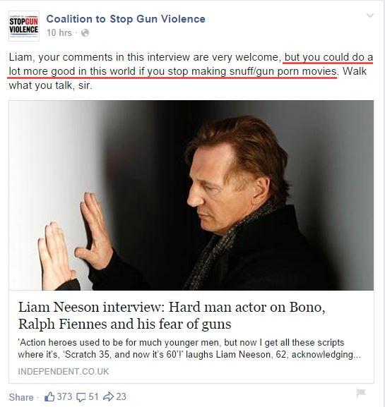CSGV Liam Neeson