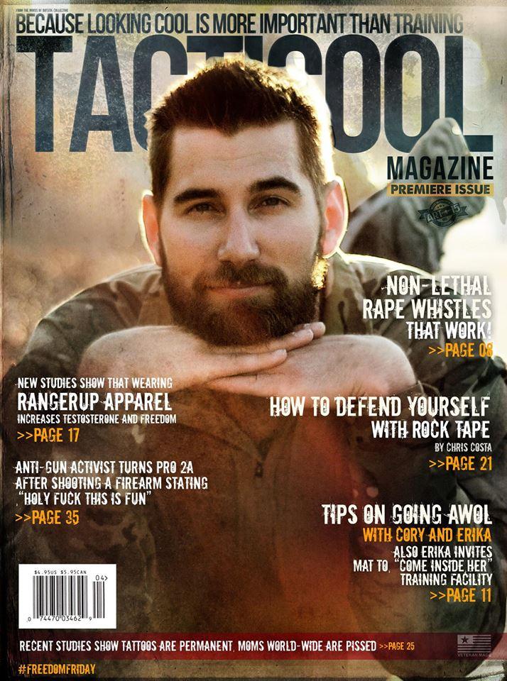 tacticool magazine