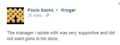Mom Demands Kroger beer aisle 2