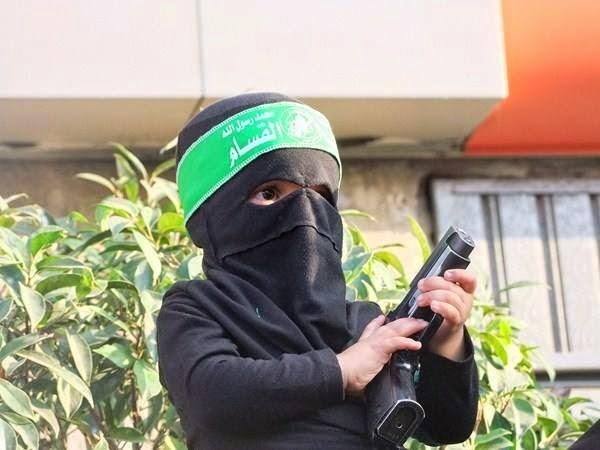 Gaza Kid gun