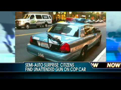 rifle abandoned by seattle pd