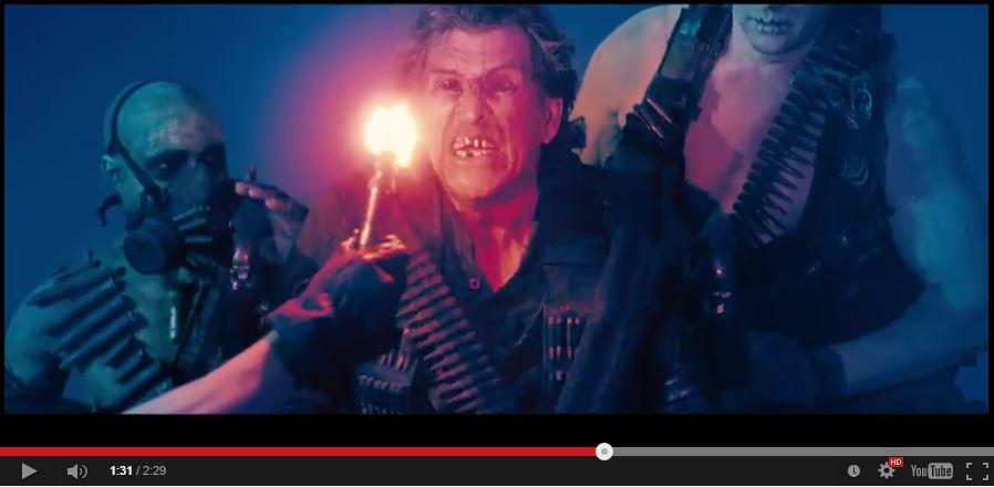Mel cameo Mad Max