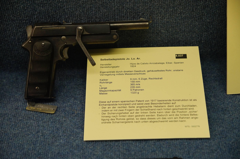 JoLoAr Gun Basque
