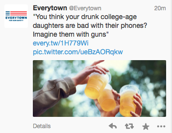Everytown daughter lost phone