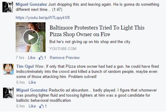 Baltimore Pizza shop 2