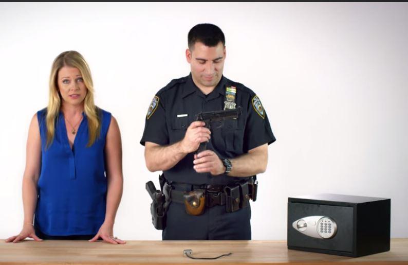 MDA Gun Safe 2